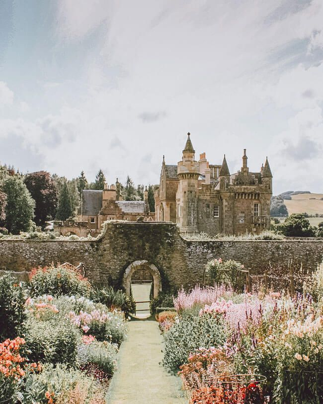 The 15 Best Castles in Scotland #The #in #Scotland