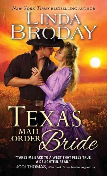 Texas Mail Order Bride: Texas Mail Order Bride (Bachelors of Battle Creek)
