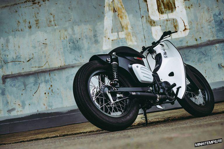 Epingle Sur Honda Cub