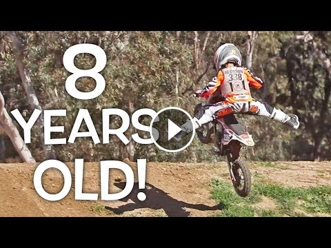 Crazy Dirt Bike Kids Go Big Deegan38 Deegan 38 Brian Deegan