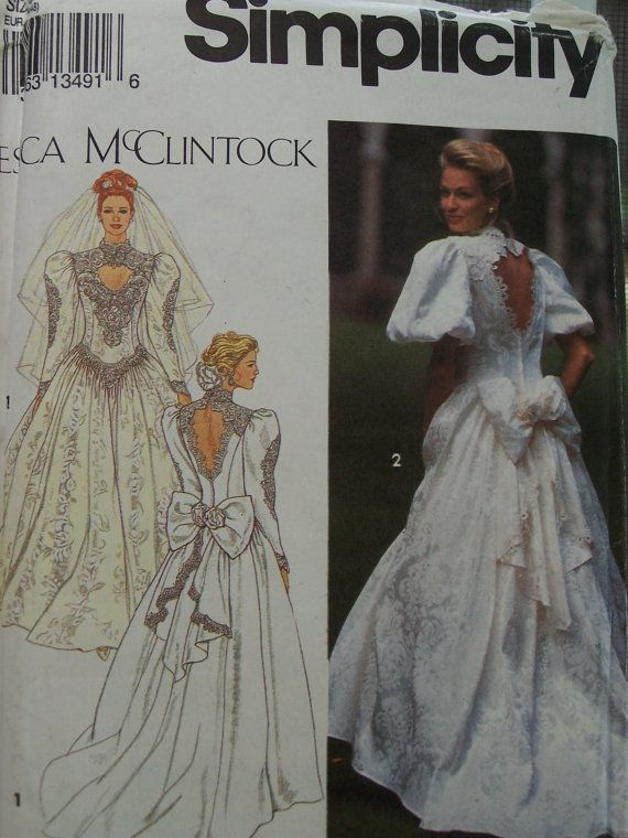 Vintage Simplicity 8176 Sewing Pattern Misses\' by WitsEndDesign ...