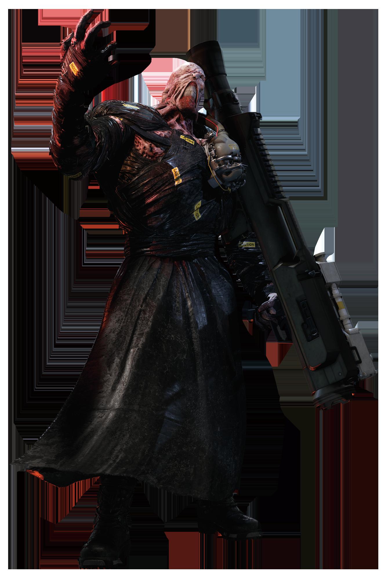 Resident Evil Resistance Nemesis Hq Png By Xgamergreaserx On Deviantart Resident Evil Monsters Resident Evil Resident Evil Nemesis