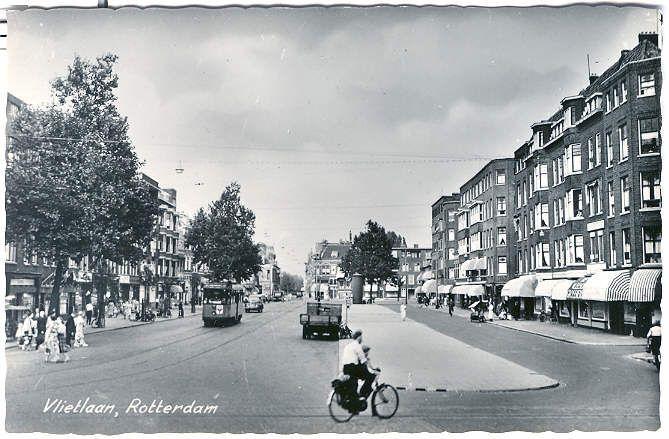 Vlietlaan Rotterdam | Rotterdam, Foto, Fotografie