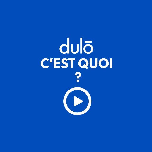 Avec DULO, vivez votre #rêve sur mesure Choisissez parmi 10 modèles