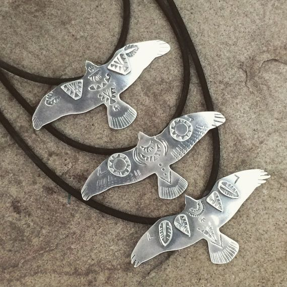 Raven Totem Necklace that is Completely AWESOME!! Want One....or 2!!!! by prox