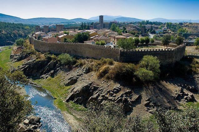 Los diez pueblos mas bonitos de madrid http blog - Lugares con encanto madrid ...