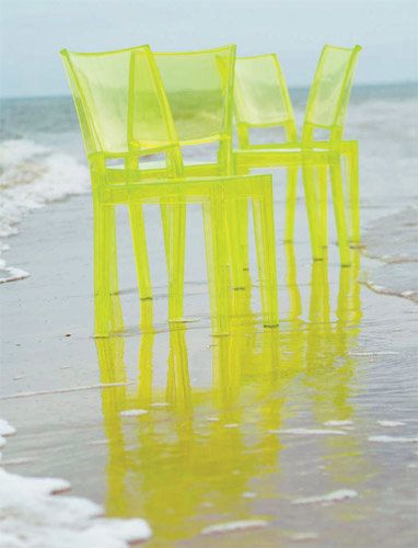 La Marie by Philippe Starck on the sea