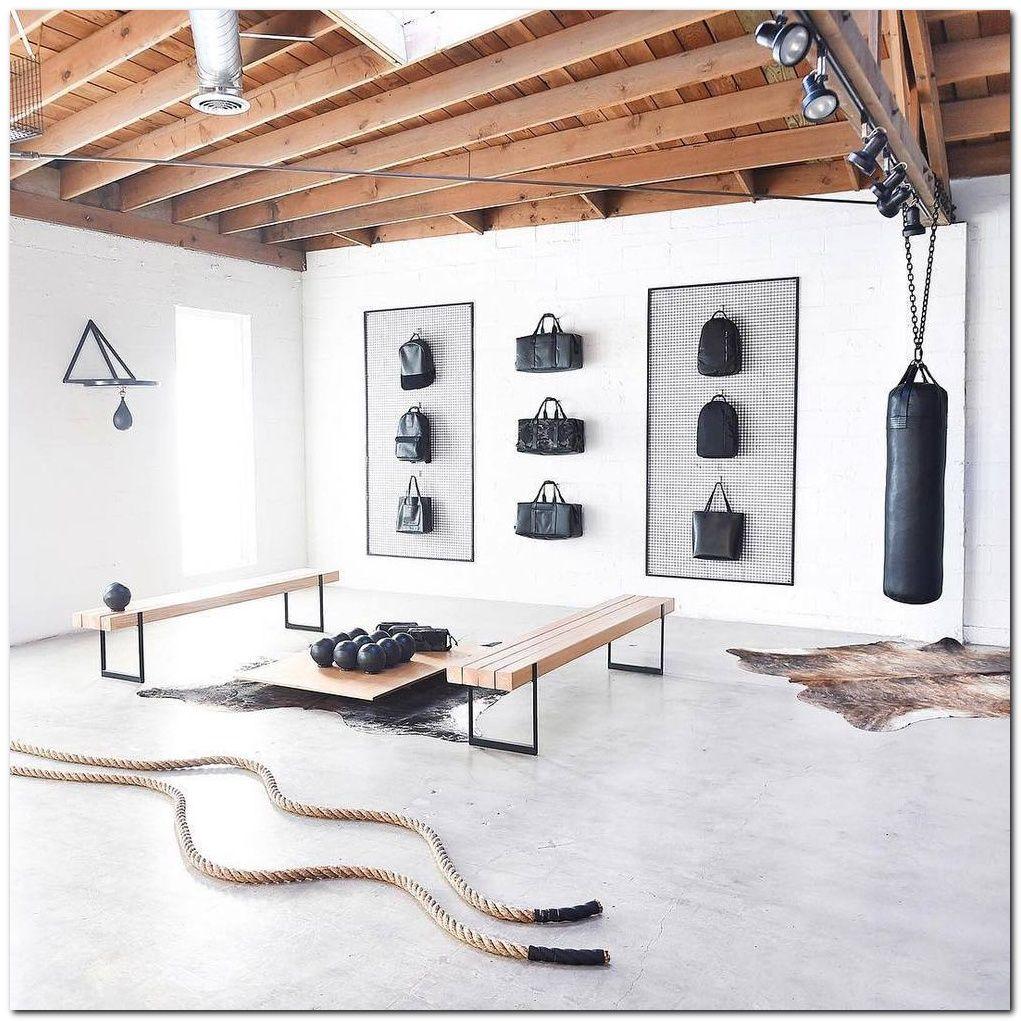 Best Home Gym Setup Ideas You Can Easily Build | Gym design, House ...