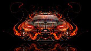 Bugatti Vision Gran Turismo Frontup Super Fire Car 2016 Bugatti Ducati Monster Turismo