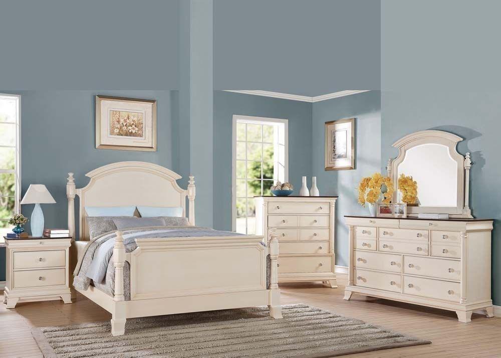 Exquisite Französische Elfenbein Schlafzimmer Möbel #Badezimmer - schlafzimmer deko bilder