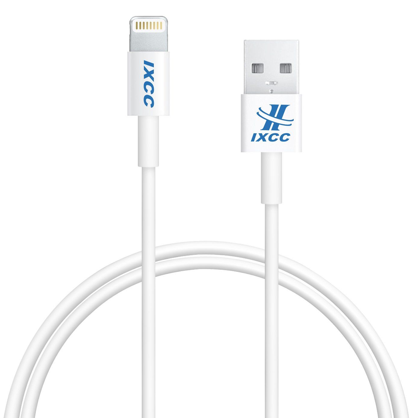 Apple Mfi Certified Ixcc Lightning Cable 3ft Three