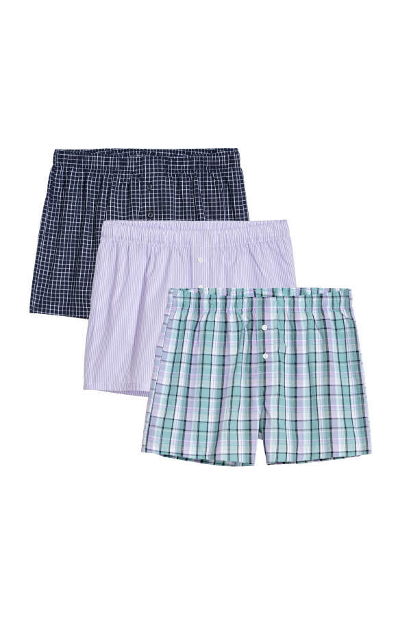 WWT Colorful Tartan Mens Quick Dry Beach Board Short with Mesh Lining//Side Pockets