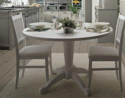 Mesa redonda decora o cozinha pesquisa google comedor - Comedores mesa redonda ...