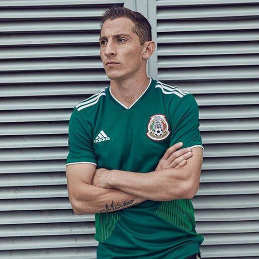 Selección Nacional de México Copa Mundial de la FIFA 2018™  4a0bec2f718cb