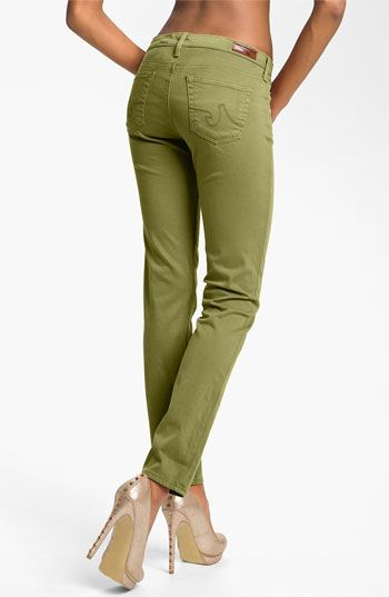 Olive green AGs. Want.