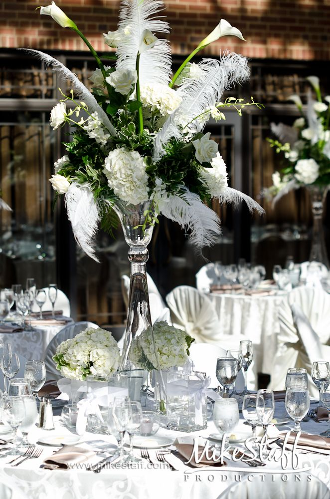 Wedding Photography Packages Feather wedding decorations