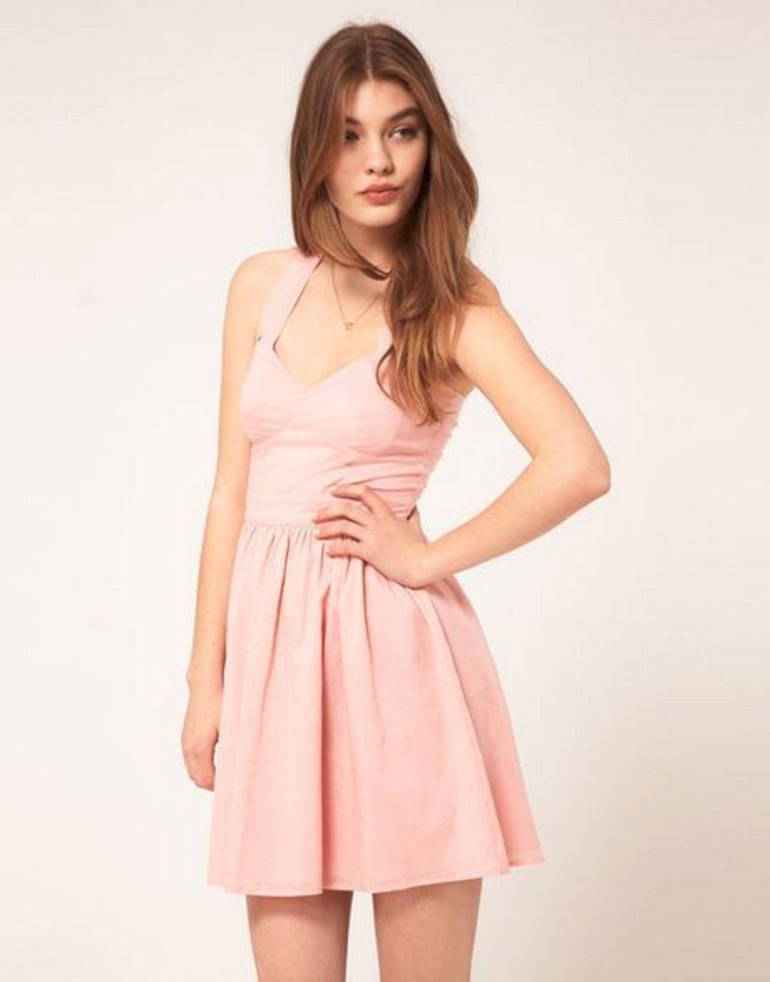 15 Gorgeous Sweetheart Neckline Summer Dresses For Bride Looks More Pretty Pink Summer Dress Asos Summer Dresses Long Summer Dresses [ 1378 x 1080 Pixel ]