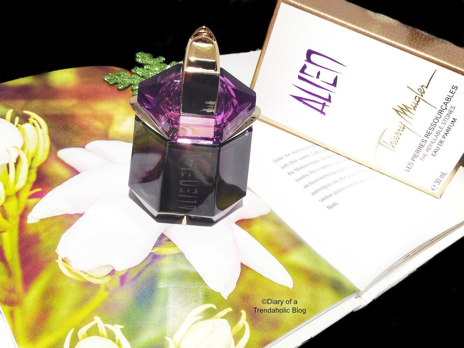 Alien by Thierrry Mugler...smells so good!