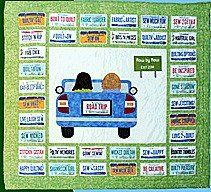 Road+Trip+Quilt+Pattern+by+Handcrafts+by+Jennifer+at+Creative+Quilt+Kits