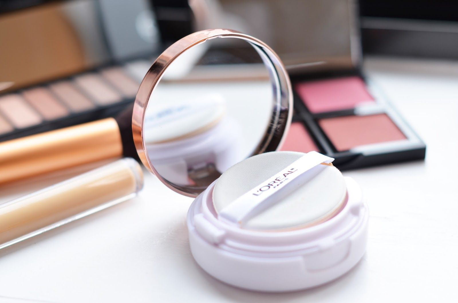 Reseña Base L'oreal True Match Lumi Cushion