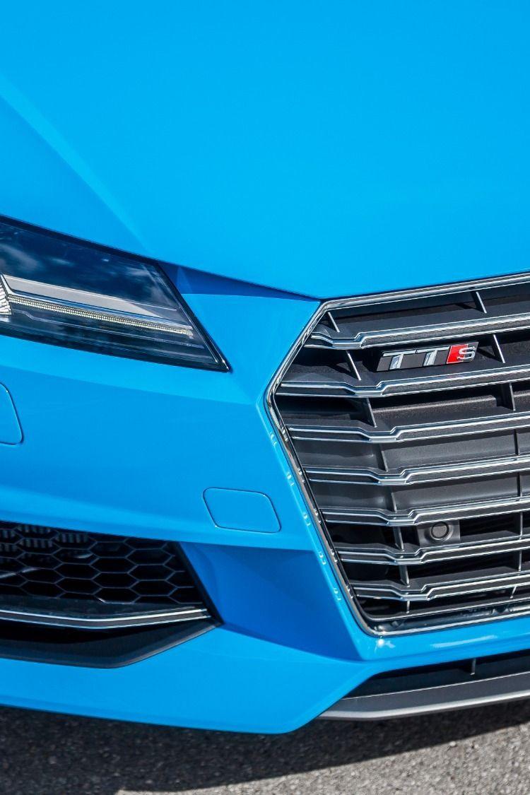 TTS Riviera Blue Used audi, Audi dealership, Used car