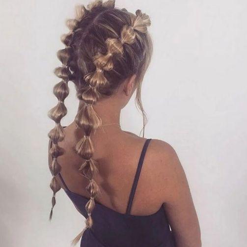 72 Leichte und süße Frisuren Zurück in die Schule solltest du #hairideas #hairschool ausprobieren