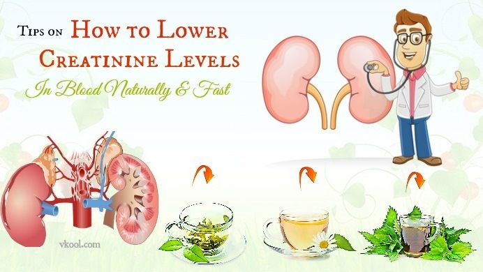 25 Tips On How To Lower Creatinine Levels In Blood Naturally
