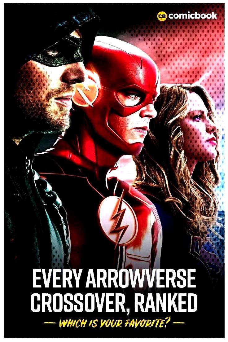 Websiteevery Arrowverse Supergirl Rankedyou Crossover