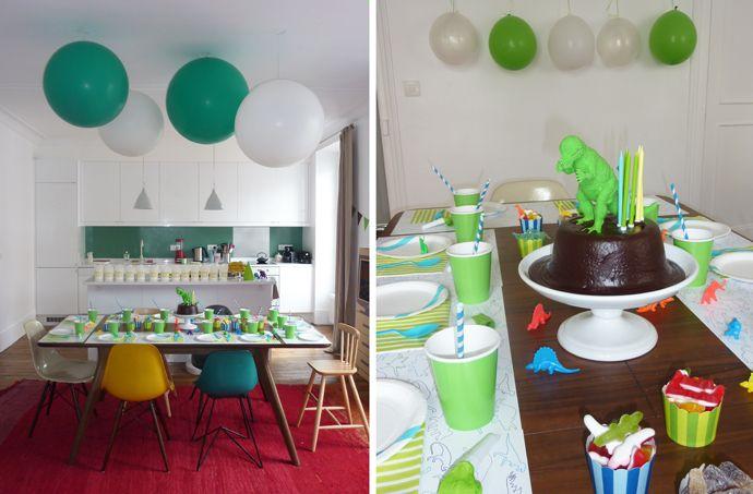 deco anniversaire garcon 7 ans. Black Bedroom Furniture Sets. Home Design Ideas