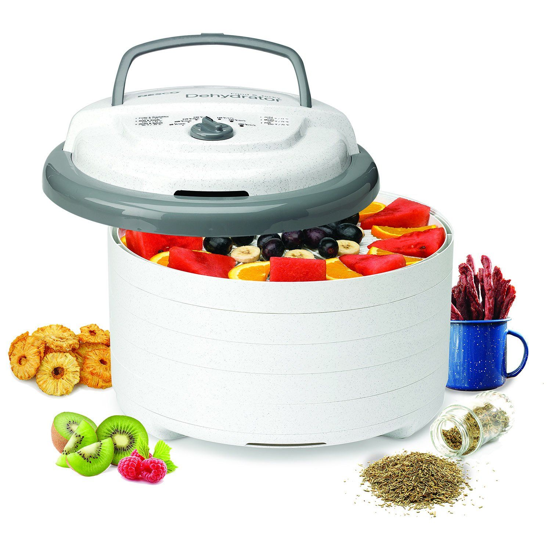 Nesco fd75a snackmaster pro food dehydrato r white made in