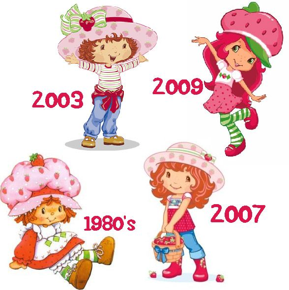Pin By Liat Levi On Cute Strawberry Shortcake Cartoon