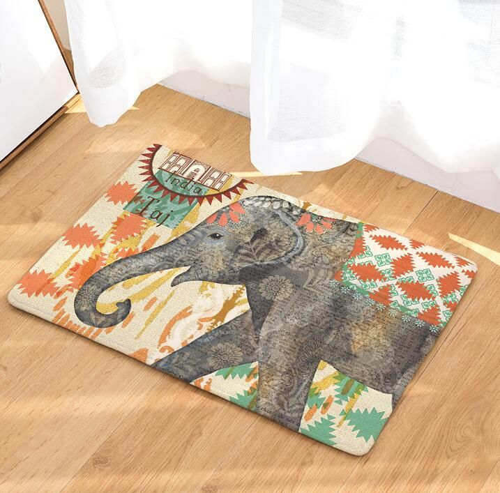 Merveilleux 12 Amazing Elephant Bath Rug Ideas