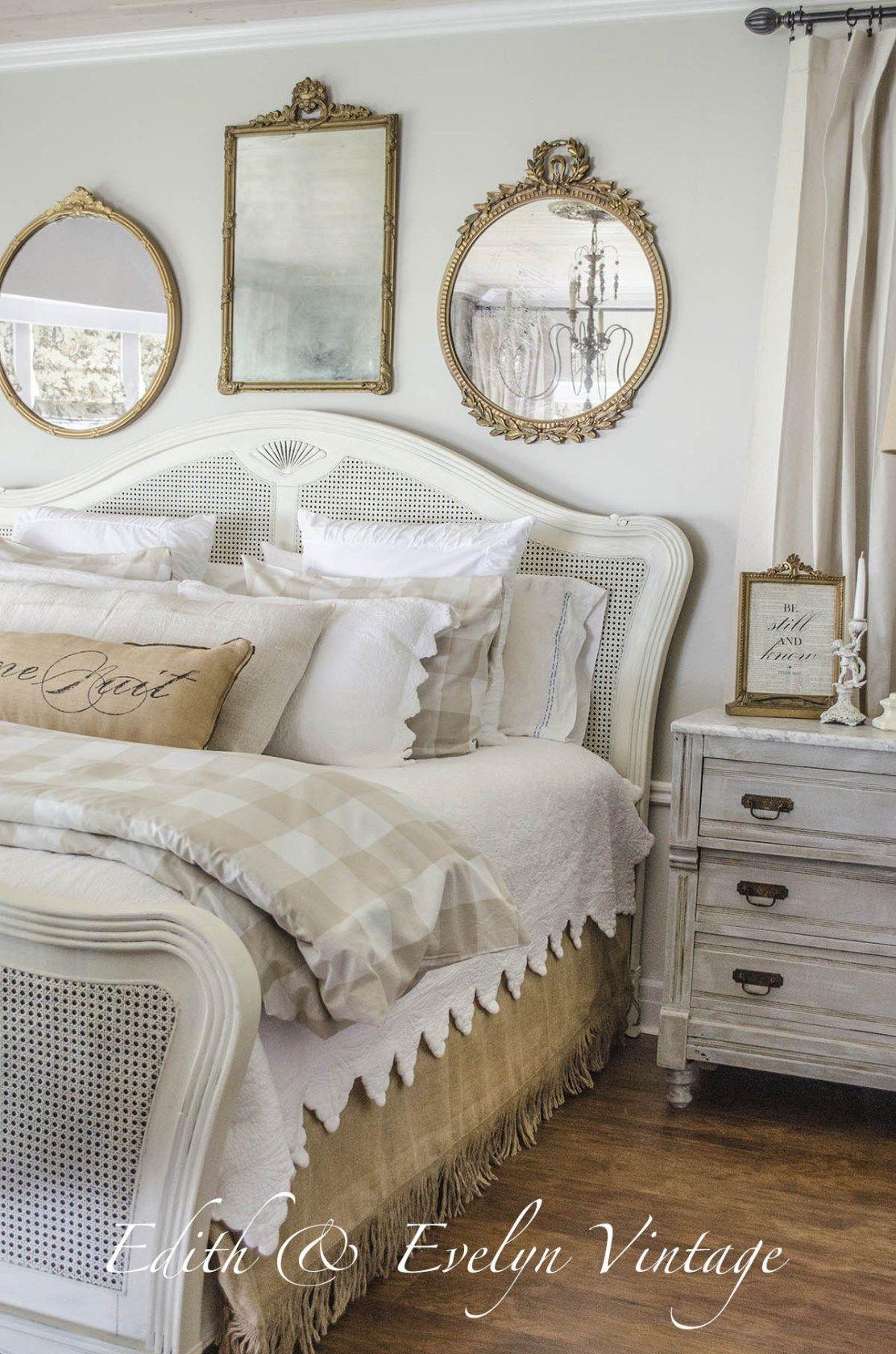 Transformation master bedroom edith u evelyn vintage