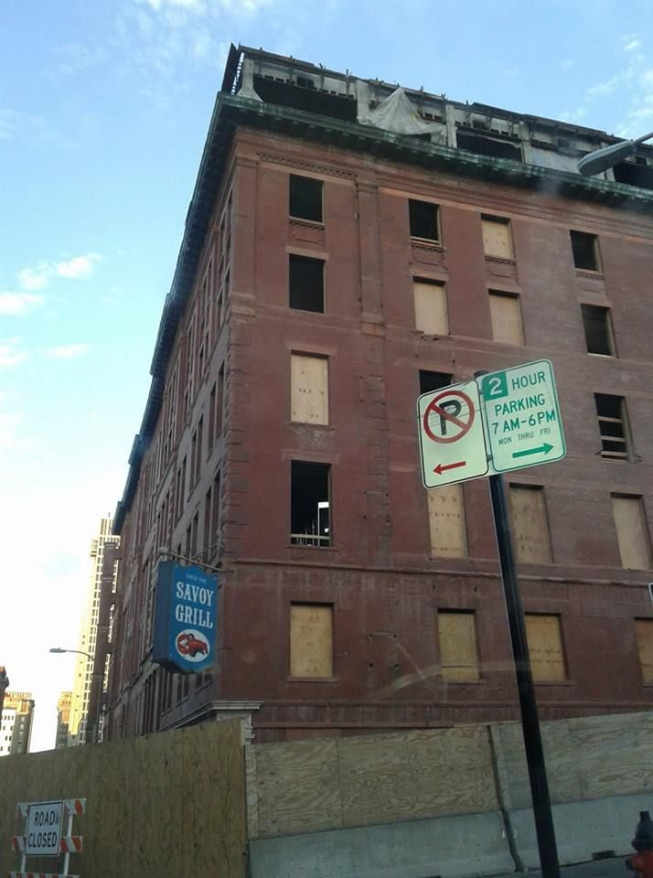 One Of The Oldest Still Standing Buildings In Downtown Kc It Had
