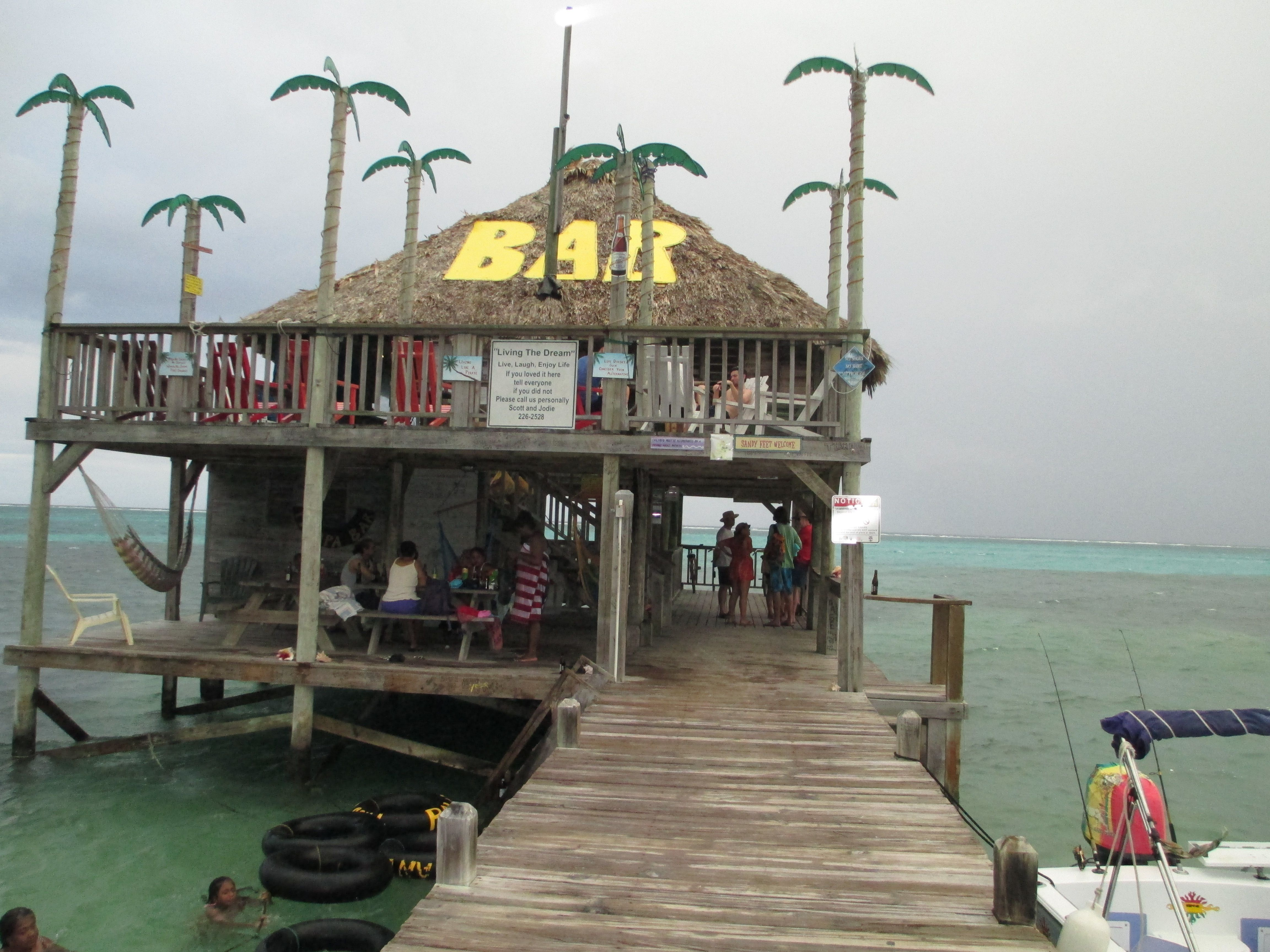 Palapa Bar | Belize travel, Palapa, Belize on Palapa Bar Backyard id=23583