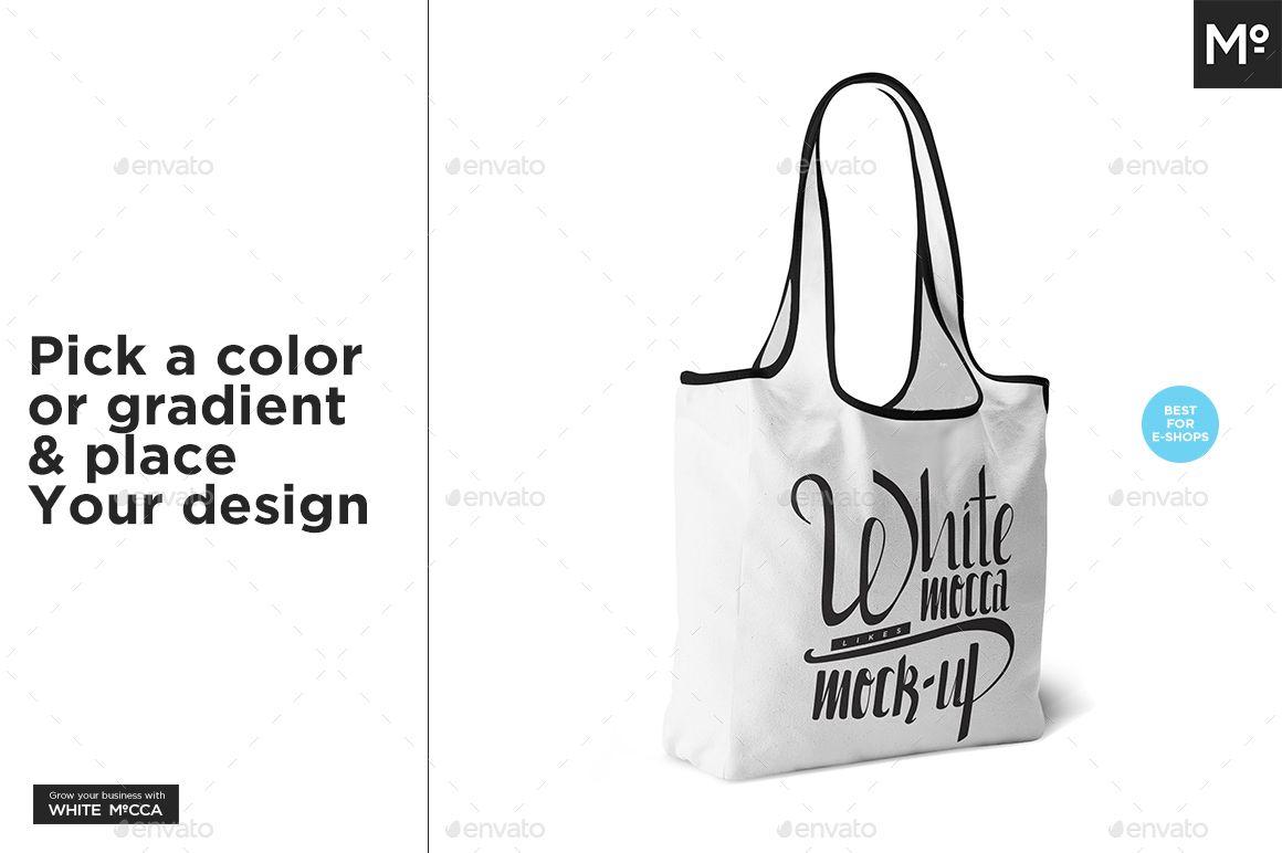 Download Shopper Canvas Bag Mock Up Canvas Bag Bag Mockup Mocking