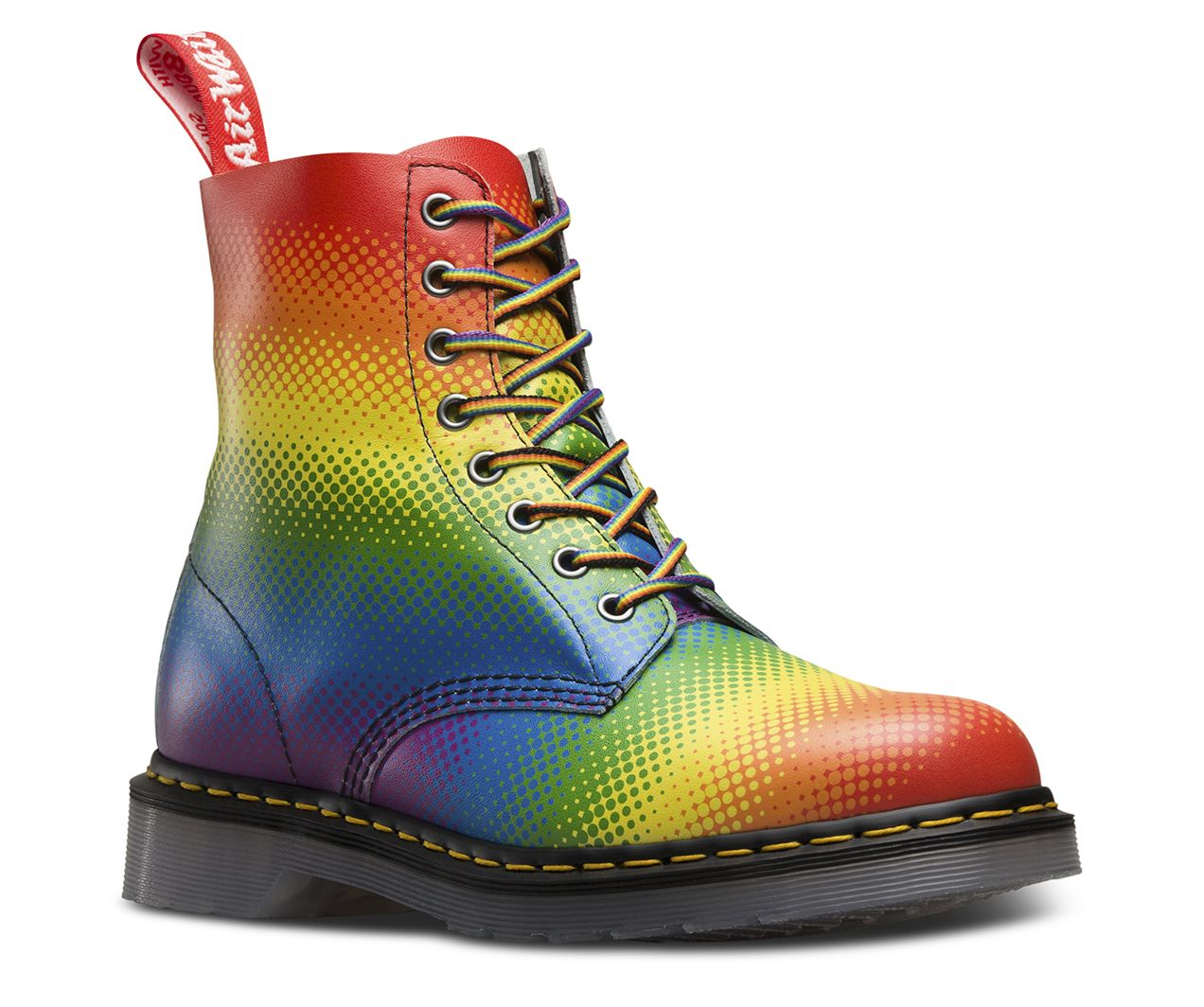 DR MARTENS Rainbow Pride 1460 Pascal