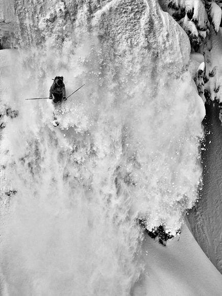Sidecountry Skiing Mount Baker, Washington