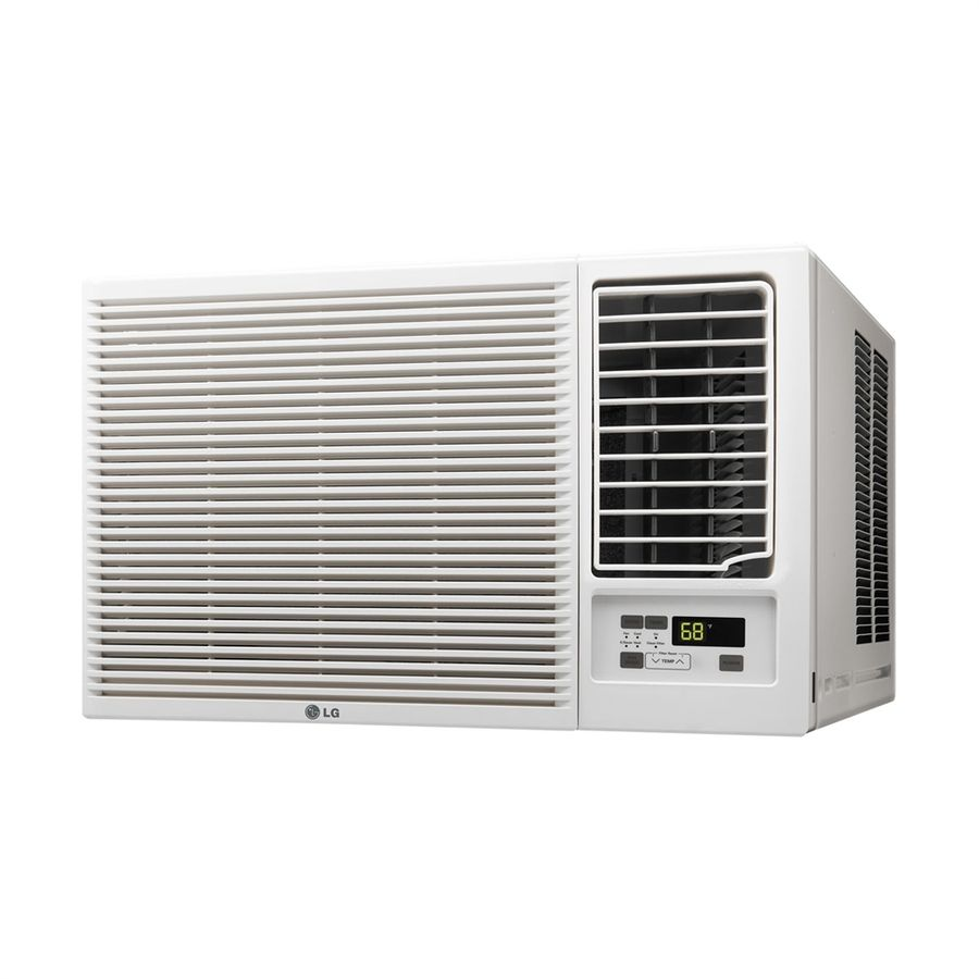 Lg 550 Sq Ft Window Air Conditioner With Heater 230 Volt 12000 Btu Lowes Com Best Window Air Conditioner Air Conditioner Air Conditioner Heater