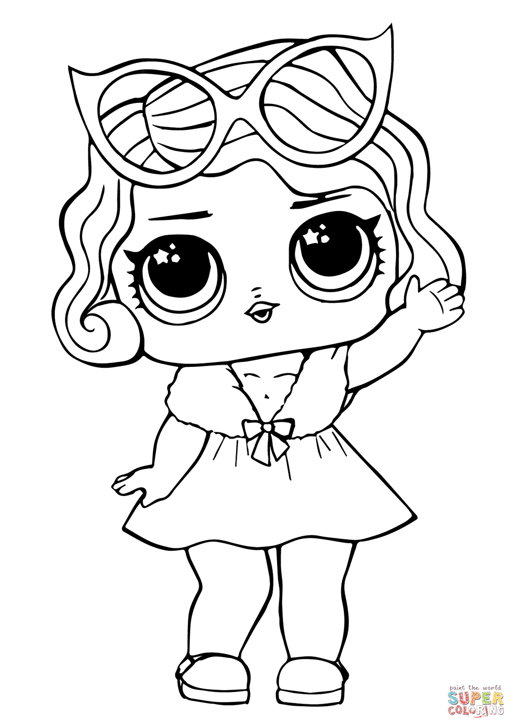 Printable Coloring Pages Free Printable Coloring Pages Lol Best
