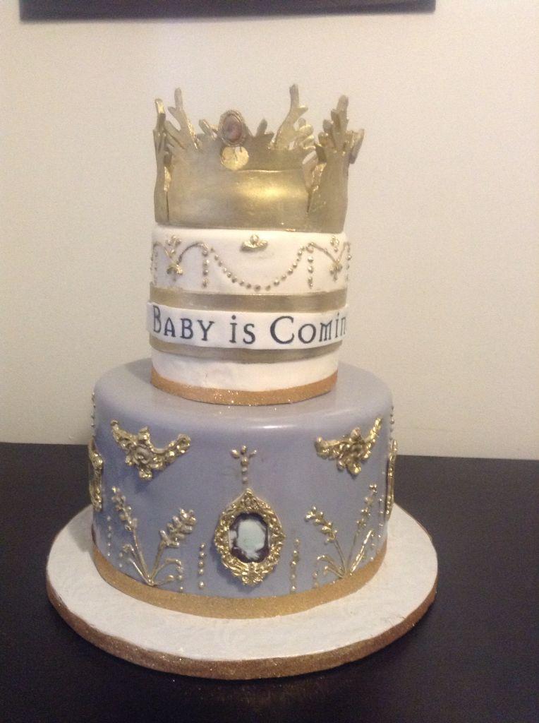 Game Of Thrones Baby Shower Cake Wedding Cake Birthday Cake Custom