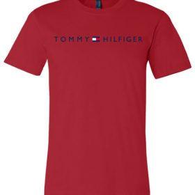 2da89b8c Tommy Hilfiger Design Unisex T-shirt | Turka's | Gucci shirts men ...