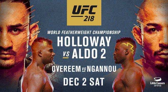 Video Ufc Ufc 218 Countdown Holloway Vs Aldo 2 Boxing News Mma News Results Interviews And Expert Opinion Frontproof Media Ufc Mma Jose Aldo