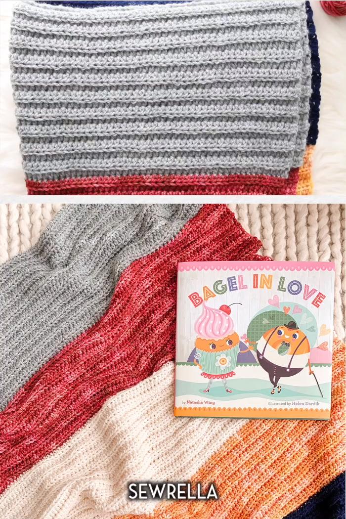 Photo of Free Crochet Blanket Pattern & Tutorial