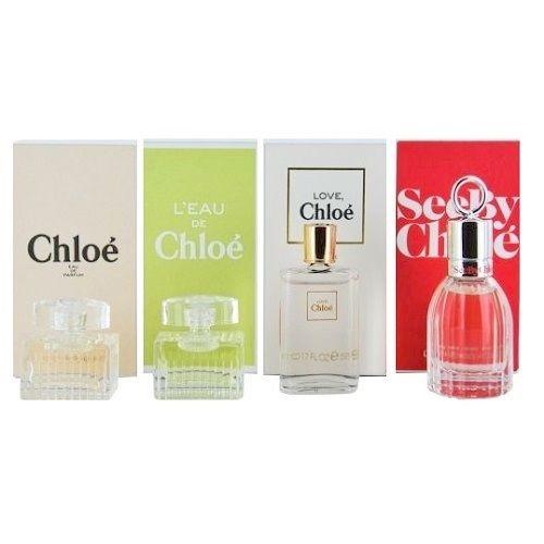 6dc8cc3f79e Chloe Mini Gift Set - 4 Minies for Women