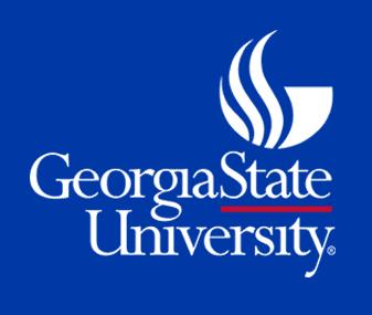 Geogia State University Logo Georgia State University University Logo Importance Of Time Management