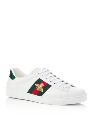 8b5784e6dbb GUCCI New Ace Lace Up Sneakers.  gucci  shoes