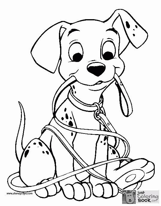101 Dalmatians Coloring Pages 2 Disneyclips With Nanny Is Feeding Dalmatian Coloring Pages Disney Coloring Sheets Puppy Coloring Pages Disney Coloring Pages