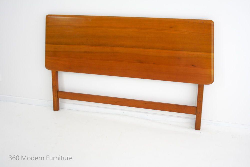 Best Mid Century Fler Bedhead Headboard Bed Head Retro Vintage 400 x 300