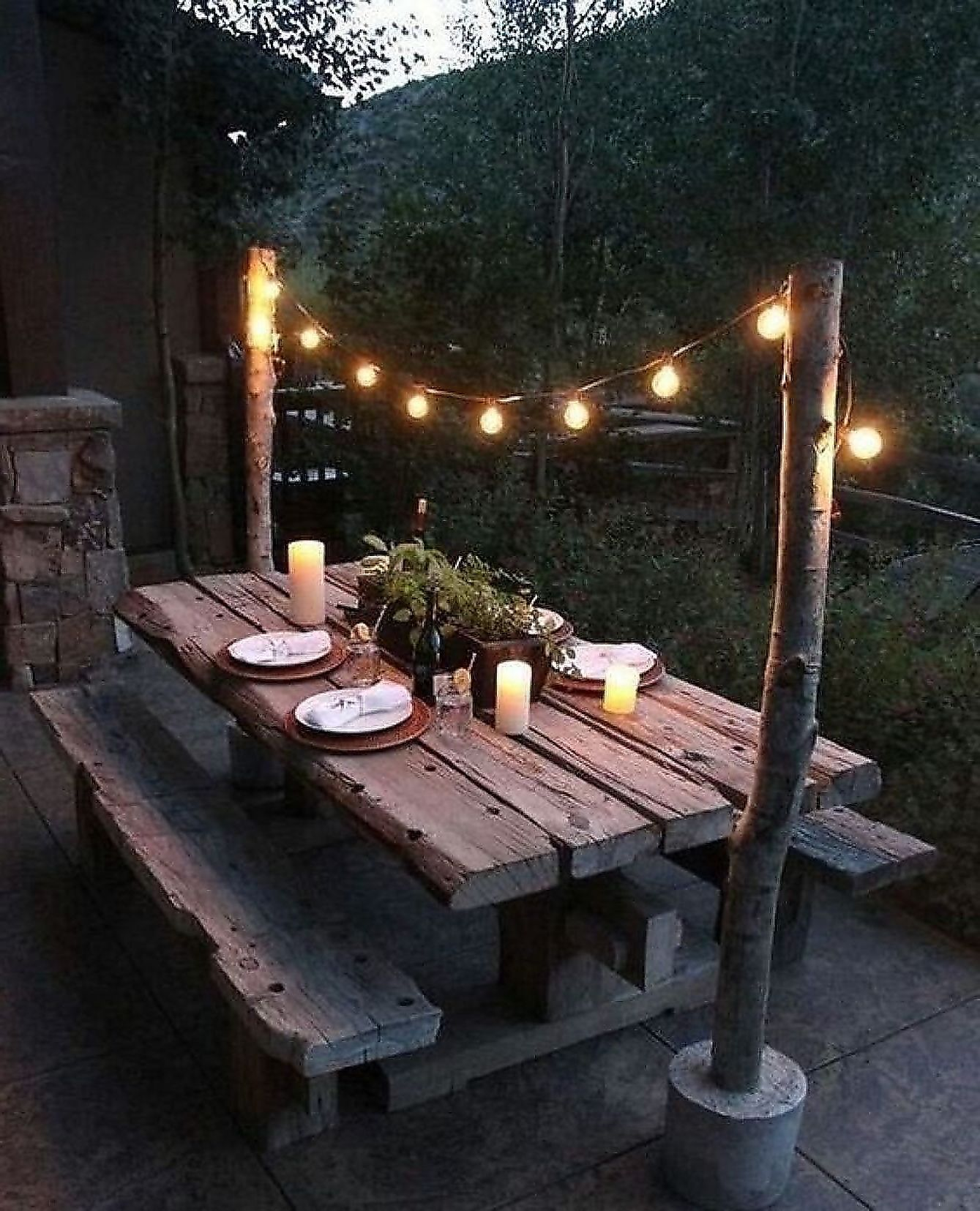 46 UNIQUE WAYS TO DECORATE YOUR SMALL GARDEN OUTDOOR DECOR